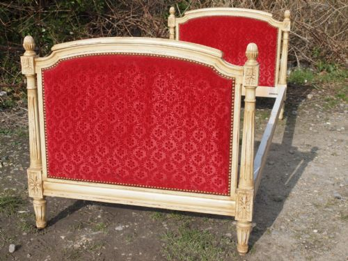 Antique French Single Day Bed  - hc95
